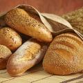 Чем заменить хлеб?