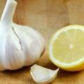 Чеснок с лимоном – польза настойки