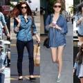 Джинсовые рубашки: стильно и актуально во все времена!