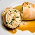 Фаршированные кальмары - вкус и польза в одном блюде