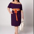 Фасоны платьев для полных женщин. фасоны летних платьев для полных