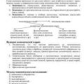 Экономические науки. система экономических наук