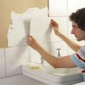 Как кладут плитку в ванной: рекомендации
