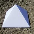 Как найти объем пирамиды?