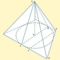 Как найти площадь поверхности пирамиды?