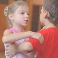 Как научиться танцевать детям?