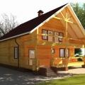 Как построить дом из бруса своими руками (фото)