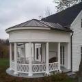 Как построить крыльцо к дому? как построить крыльцо из кирпича, бетона, дерева