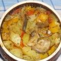 Как приготовить картошку с мясом?