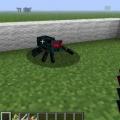 Как приручить паука в майнкрафте?