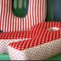 Как сшить буквы-подушки?
