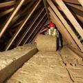 Как утеплить крышу? чем лучше утеплить крышу. утеплитель для крыши