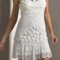 Как вязать платье?