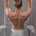 Какие мышцы работают при подтягивании на турнике?