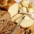 Какой есть хлеб?