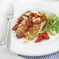 Красная рыба, запеченная в духовке. рецепты