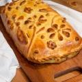 Кулебяка с капустой: рецепт. тесто для кулебяки с капустой