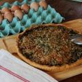 Лоранский пирог с курицей и грибами: рецепты приготовления