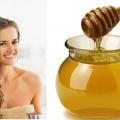 Маска для роста волос с медом