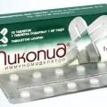 Медикамент «ликопид»: отзывы и инструкция по применению