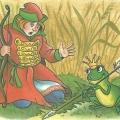 "О чем сказка ""царевна-лягушка""?"