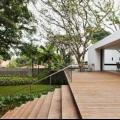 Открытая терраса к дому своими руками (фото)
