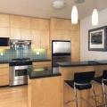 Планировки кухонь-гостиных. программа планировки кухонь
