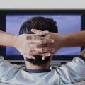 Почему нельзя смотреть телевизор?