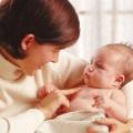 Почему новорожденный не плачет?
