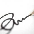 Подделка подписи и ответственность за нее
