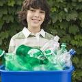 Поделки из пластиковых бутылок для сада. несколько идей