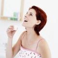 Полоскание горла перекисью водорода. польза или вред
