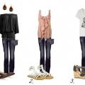 С чем носить джинсы: советы