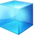 Сколько ребер в кубе?