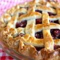 Сладкая выпечка: готовим вкусный пирог с вишней