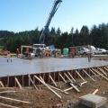 Уроки строительства: фундамент-плита своими руками