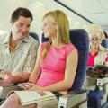 В чем лететь в самолете?