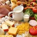 В каком продукте много белка?