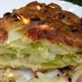 Вкусный заливной пирог с капустой (разные рецепты)