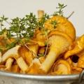 Жареная картошка с лисичками: рецепты