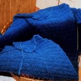 Как связать женский свитер?