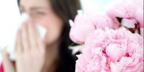 Аллергический насморк, симптомы и лечение