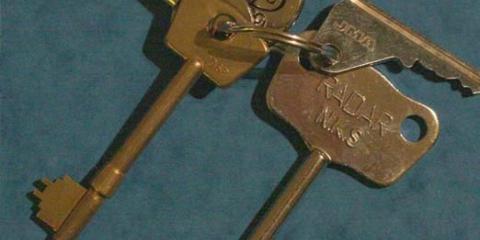 Что делать, если потерял ключи?