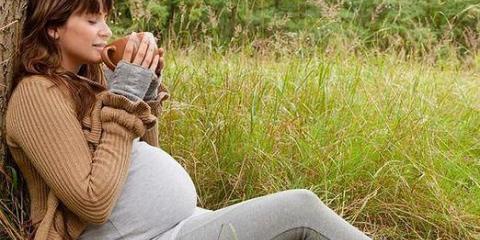 Что можно пить при беременности?