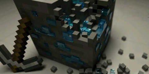 Где найти алмазы в minecraft?