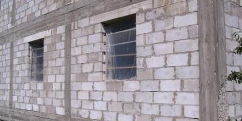 Из чего делают стены?