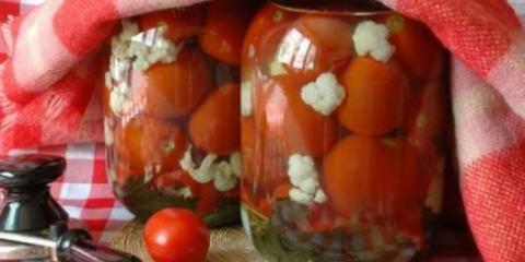 Как консервировать помидоры?