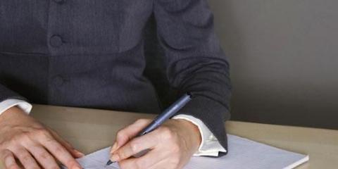 Как написать резюме на работу?