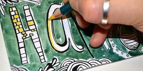 Как нарисовать открытку?