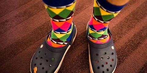 Как носить носки?
